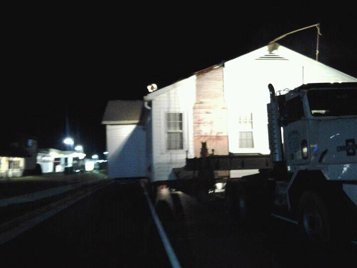 Huntersville Night move