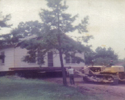 Simmons House Moving, Inc. First Move 1982